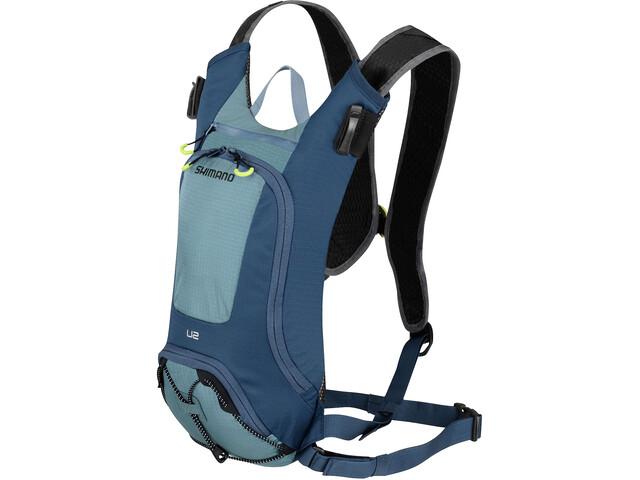 Shimano Unzen II Trail Rucksack 2 L aegean blue